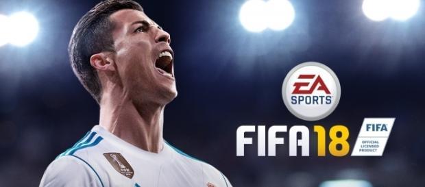 Es primera vez que Cristiano Ronaldo es portada de la saga FIFA (EA Sports)