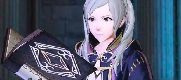 Female Robin in 'Fire Emblem Warriors' (image source: YouTube/Mephilia)