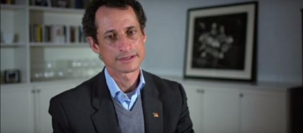 Former Congressman Anthony Weiner. (Image from Movieclips Film Festivals & Indie Films/Youtube)