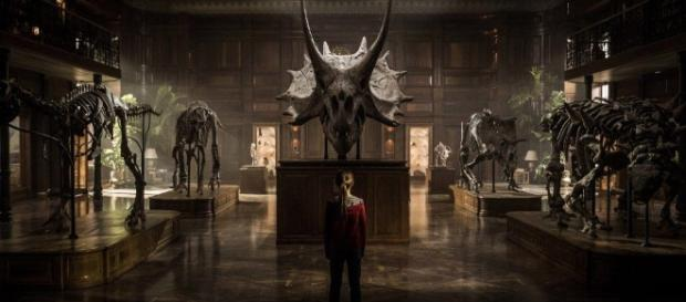 'Jurassic World 2: the fallen kingdom'