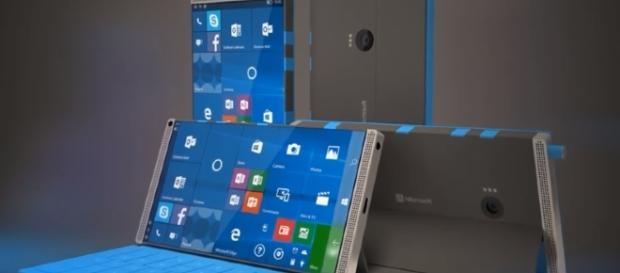 Microsoft Surface Phone - YouTube/Sudeep Pandey Channel