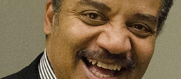 Neil deGrasse Tyson (image courtesy of NASA Goddard Space Flight Center wikimedia commons)