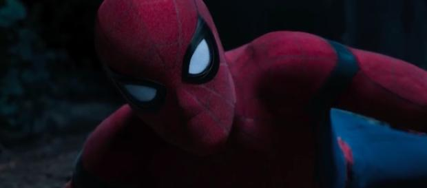 """Spider-Man: Homecoming"" takes top superhero movie. (Image Credit: [Jimmy Kimmel Live] / [YouTube])"