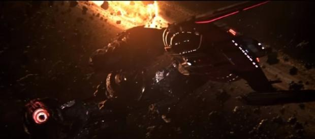 """""""Star Trek Discovery"""" premiere draws nearly 10 million viewers - YouTube screen capture / CBS"""