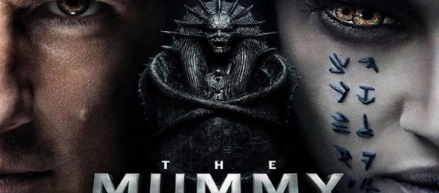 "The poster for the 2017 reboot of ""The Mummy"" (Image via Flickr/BagoGames)"
