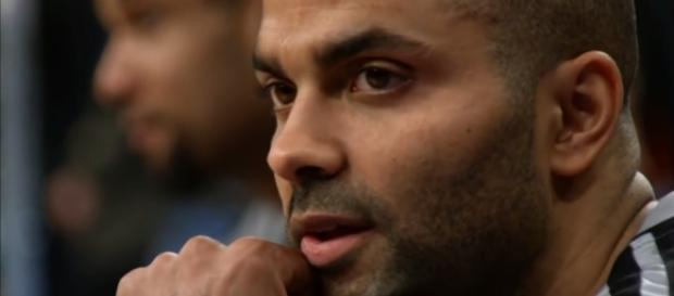 Tony Parker is recovering quickly from a season-ending injury -- NBA via YouTube