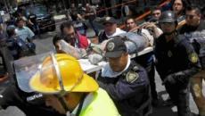 Mexicanos toman las riendas en el terremoto