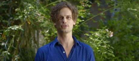 """Matthew Gray Gubler's character is going to play an important role in """"Criminal Minds"""" Season 13. Photo by Vanity Fair/YouTube Screenshot"""