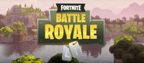 PlayerUnkown's Battlegrounds Fortnite Battle Royale [Fortnite/YouTube screen capture]
