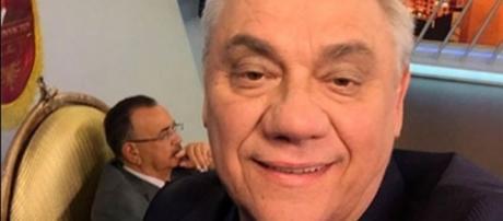 Seguidores e fãs de Rezende estão inconformados com a Rede Record de Televisão