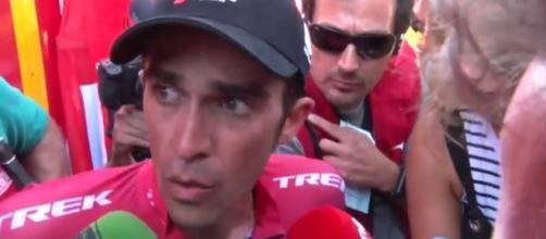 Alberto Contador, l'addio al ciclismo alla Vuelta Espana