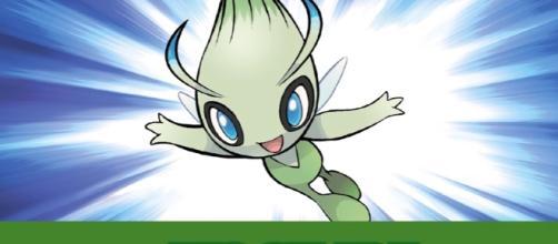Celebrate #Pokemon20 with the Mythical Pokémon Celebi! Image - The Official Pokémon YouTube Channel