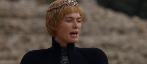 Cersei Lannister on 'Game of Thrones' - (Image Credit: Davos Seaworth/YouTube)