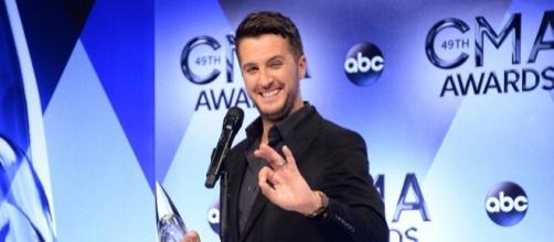 Country singer Luke Bryan. Photo ABC/Image Group LA/Creative Commons