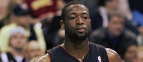 Dwyane Wade in his former team | Wikimedia Common