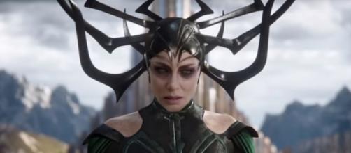 Hela, Thor: Ragnarok- (YouTube/Film Select Trailer)