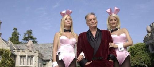 Il re di Playboy e la Playboy Mansion
