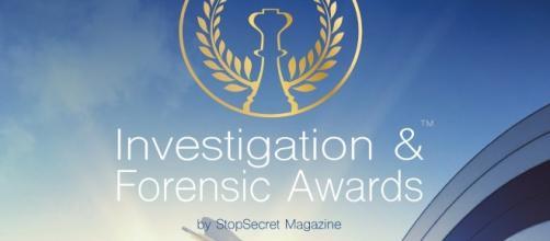 Investigation and forensic awards si svolgerà il 16 novembre a Roma. Fonte foto http://www.cronaca-nera.it/wp-content/uploads/2017/09/Awards.jpg