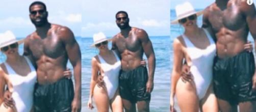Khloe Kardashian and Tristan Thompson/ YouTube/CDS Hollywood Insight