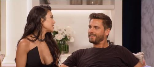 KUWTK | Kourtney Kardashian and Scott Disick Address Their Split | E! | E! Entertainment/YouTube