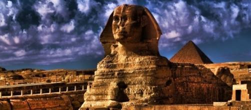 La Gran Esfinge de Giza - créditos: ancient-code.com