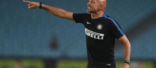 L'Inter e Luciano Spalletti contro il Genoa