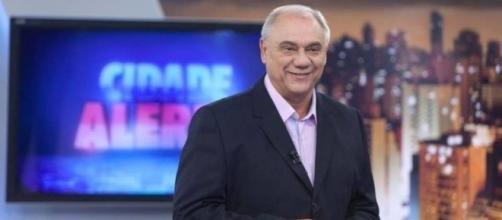 Marcelo Rezende teve muito sucesso na Record