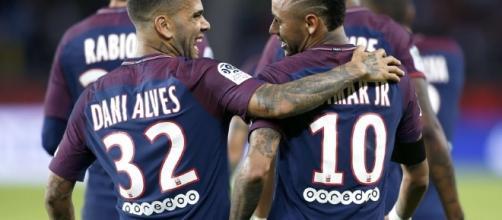Mercato PSG : Neymar, Mbappé, Dani Alves... Paris a changé de ... - rtl.fr