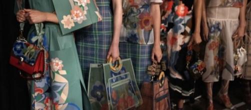 Moda Donna primavera/estate 2018