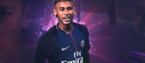 El jugador de fúlbol Neymar . - forbes.com