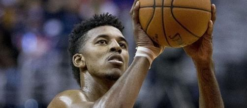 Nick Young averaged 13.2 points per game last season with the Lakers -- Keith Allison via WikiCommons