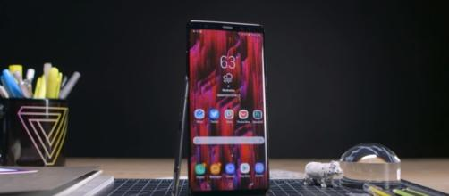 Samsung Galaxy Note 8 - (Photo Credit: The Verge Channel/YouTube)
