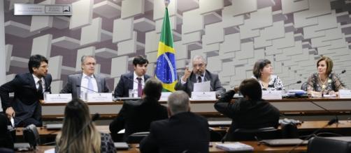 Segundo a CPI da Previdência, cerca de R$ 115 bilhões/ano são fraudados. (Foto: Edilson Rodrigues/Agência Senado)