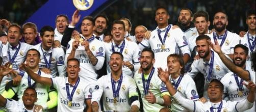 Super Cup - Real Madrid vs Manchester United: What time does it ... - thesun.co.uk
