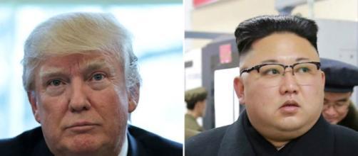 Tensão entre Donald Trump e Kim Jong-Un