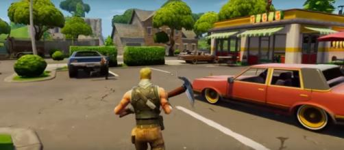 The update 1.6.3 will also feature the Battle Royale game mode. Photo via Fortnite/YouTube