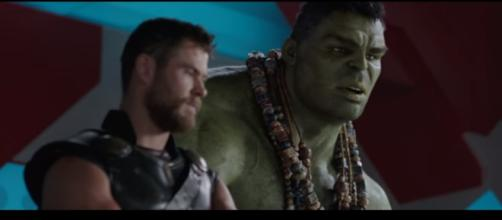 """""""Thor: Ragnarok"""" Official Trailer - YouTube/Marvel Entertainment"""