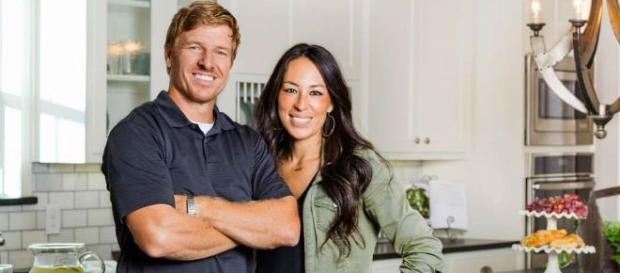 "Chip and Joanna Gaine from HGTV series ""Fixer Upper."" Photo via HGTV, used with permission."