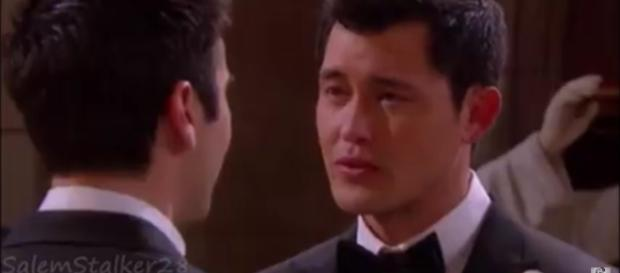 'Days of Our Lives' spoilers: Good news for Brady, bad news for Eric [Image via DaysGoneBy/youtube screencap]