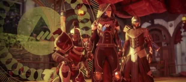Destiny 2 Faction Rallies [xHOUNDISHx/YouTube screen capture]