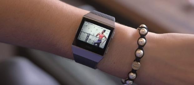 Fitbit Ionic smartwatch - YouTube/Ars Technica Channel
