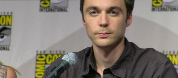 "Jim Parsons ""Old Sheldon"" (Image - watchwithkristin 