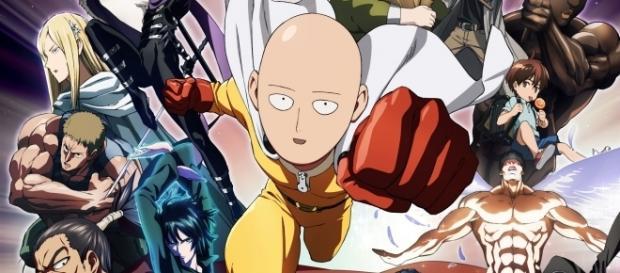 One-Punch-Man tutti i personaggi (via Fanpop.com)