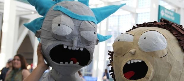Rick and Morty Season 3/ Image Credit: William Tung via Wikimedia Commons