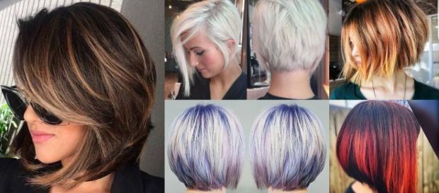 Tagli x capelli medio lunghi