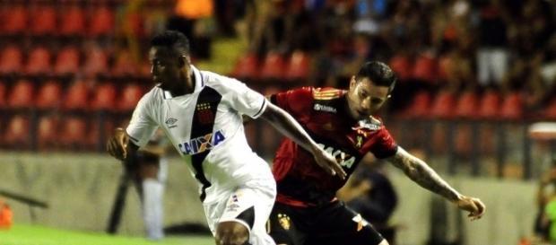 Vasco da Gama empatou por 1 a 1 com o Sport