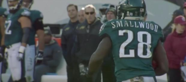 Wendell Smallwood will see more work in the Eagles backfield with Darren Sproles out for the season - YouTube/Philly's Finest Productions