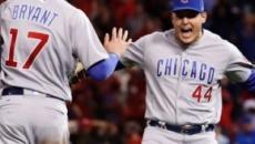 Los Chicago Cubs ganan la División Central, por segundo año consecutivo