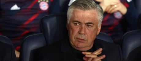 Ancelotti dirigió solamente una temporada en el Bayern (Twitter - SoprtsCenter)