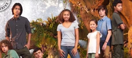 """Check out the members of """"Avatar"""" family.- Entertainment Weekly/Youtube"""
